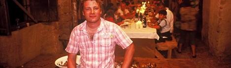Jamie Oliver: Riba sa žara sa solju...