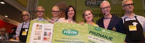 Kulinarski show: Ana impresionirala Rudolpa