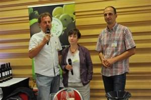 3-Rene Bakalović, Morana Zibar i Saša Špiranec