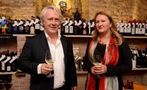 Olivier Ertzbischoff  i Jacqueline Marovac