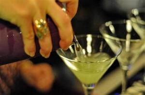 Roby Marton Gin-koktel