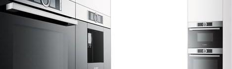 Nova serija 8 Bosch ugradbenih uređaja