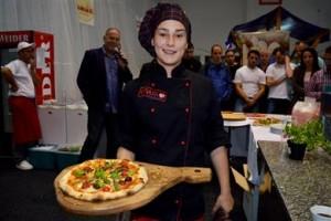 Pobjednica-Kristina Halužan, pizzeria O'Hara