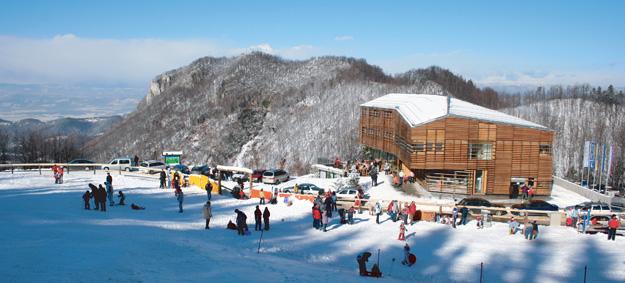 Skijalište Celjska koča 1