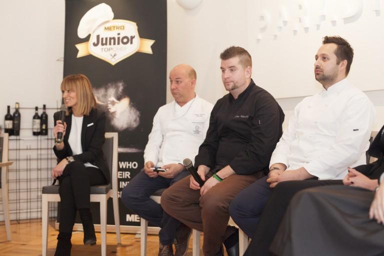 Nela Bucevic, Nenad Kukurin, Ante Udovicic, Mario Mihelj