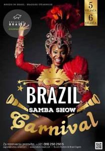 Rodizio do Brasil-karneval 2