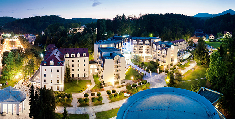Hoteli Rogaška & ROI Spa