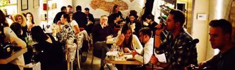 Darujemo 3 večere za dvoje: Pod zidom Bistro & Wine Bar