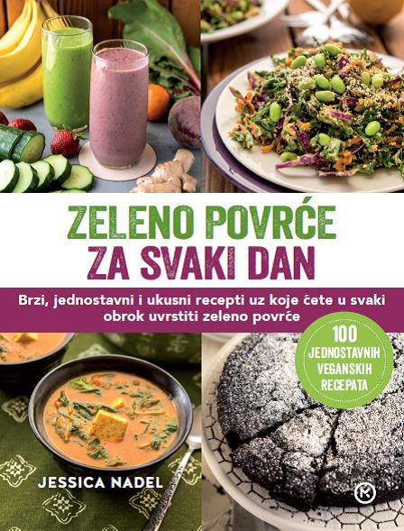 Zeleno povrće za svaki dan-Jessica Nadel