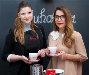 Franck-Iva Pehar i Marijana Batinić