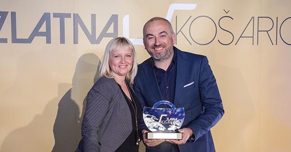 Ozujsko pivo dobilo nagradu za najbolji proizvod godine web