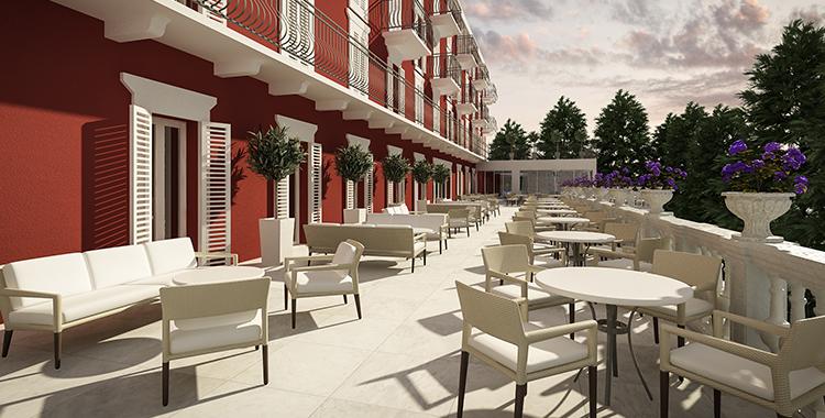 Novo luksuzno ruho hotela Bellevue u Orebiću