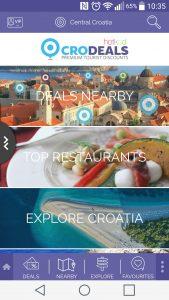 CroDeals aplikacija_snimak zaslona ekrana 222