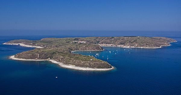 Lošinjski otok Susak