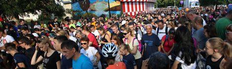 17. izdanje trke Terry Fox Run na Jarunu  okupilo više od 7000 sudionika