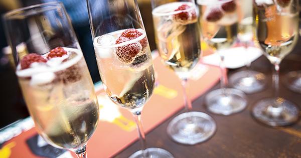 Promocija pjenušavih Prosecca prestižne vinarije Astoria