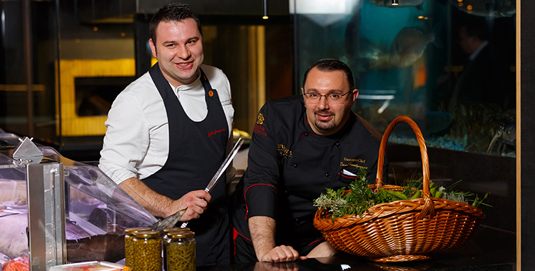 Bevanda, novi chef Damir Tomljanović
