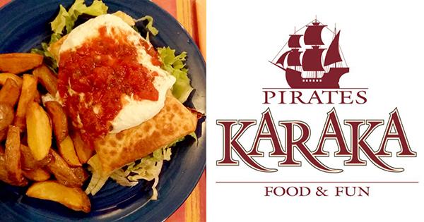 Adventski menu u restoranu PIRATES KARAKA
