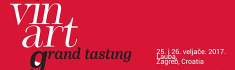 Vinart Grand Tasting u Laubi