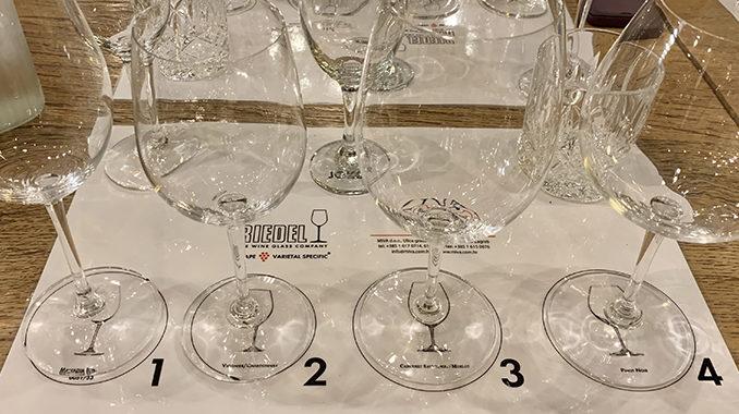 Radionica o Riedel čašama
