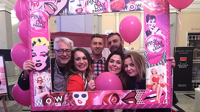 Pink day event